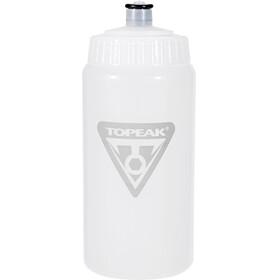 Topeak Topeak Bottle BioBased Drink Bottle 500ml transparent
